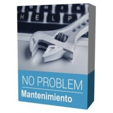 No Problem Mantenimiento Anual+Curso on line