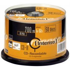 Intenso CD-R 700MB CD-R 700MB 50pieza(s)