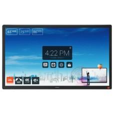 "CTOUCH Laser Nova monitor pantalla táctil 165,1 cm (65"") 3840 x 2160 Pixeles Negro Multi-touch Multi-usuario"
