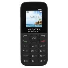 "Alcatel 1050D Telefono Movil 1.8"" QQVGA Negro"