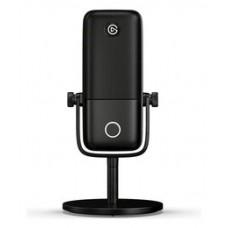 Elgato Wave 1 Negro Micrófono de superficie para mesa