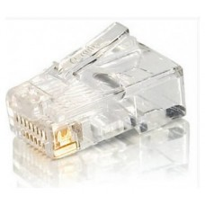 CABLE EQUIP KIT 100 CONECTORES RJ45 CATEGORIA 5E