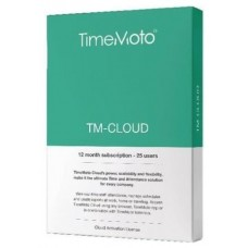 SW CONTROL DE PRESENCIA TIMEMOTO CLOUD 12MESES