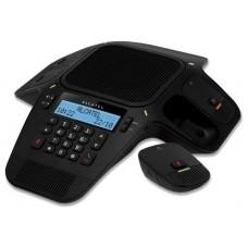 Alcatel Conference 1800 Teléfono DECT Identificador de llamadas Negro