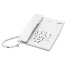 Alcatel Temporis 180 Teléfono DECT Identificador de llamadas Blanco