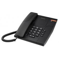 Alcatel Temporis 180 Teléfono DECT/analógico Negro