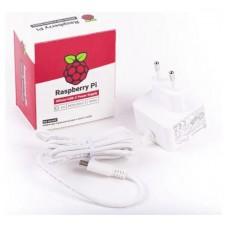 FUENTE DE ALIMENTACION USB-C 5.1V 3A - BLANCO RASPBERRY