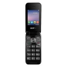 """Alcatel 2051D Telefono Movil 2.4"""" QVGA BT Plata"""
