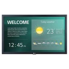 "LG 22SM3G-B pantalla de señalización 54,6 cm (21.5"") IPS Full HD Pantalla plana para señalización digital Negro Procesador incorporado"