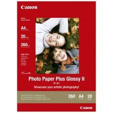 Papel fotografico canon 2311b019 brillo ii