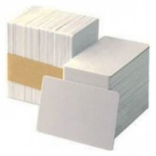 PACK 500 TARJETAS PVC 0,76 MM BLANCA