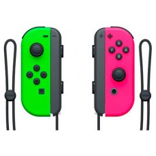 GAMEPAD ORIGINAL NINTENDO SWITCH JOY-CON VERDE/ROS