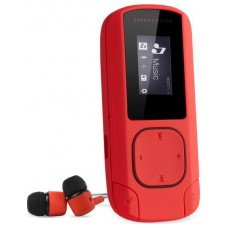 REPRODUCTOR MP3 ENERGY SISTEM CLIP CORAL 8GB SOPORTE