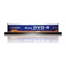 DVD-R MINI 8CM 1.4GB 4X PACK10