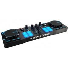 Hercules 4780843 controlador dj 2 canales Negro