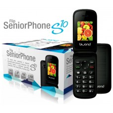 Biwond S10 Dual SIM SeniorPhone  Negro
