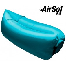 Sofá Hinchable AirSof Plus Azul
