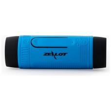 Altavoz Bluetooth+Radio FM+Linterna+Power Bank 4000mAh