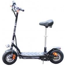 CityStreet 1000W/48V/9aH/Litio Negro Gran-Scooter