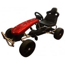 Kart Pedales Supreme Red Edition - Sin caja original