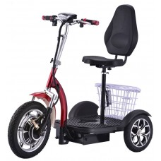 DESCATALOGADO-Urban Stroller 1000W / 48V / 15Ah / Litio Rojo