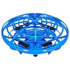 JUGUETE INTERACTIVO DRONE UFO AZUL