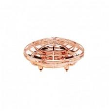 JUGUETE INTERACTIVO DRONE UFO ( Rotación 360º, carga USB, sensor infrarrojo de obstá
