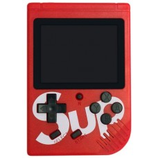 Consola SUP Game Box 400 Juegos Rojo