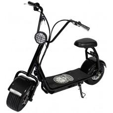 CityCoco MINI 1000W/48V/16aH/Litio Negro Gran-Scooter