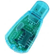 Adaptador USB Lector Tarjetas SIM