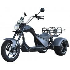 CityCoco Cobra S3 49e 4000W/48 AH Dual Motor 2x2 Negro Doble Batería