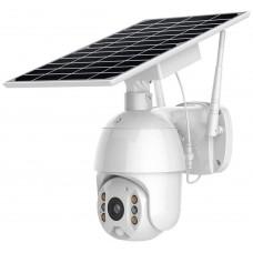 Cámara Seguridad Videovigilancia Energía Solar HD 1080p 4G