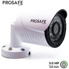 Cámara IR Seguridad 5.0MP 3.6mm Prosafe