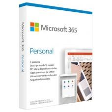 Microsoft 365 Personal: 1 Dispositivo / 1 año