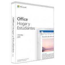 Microsoft Office Hogar y Estudiantes 2019