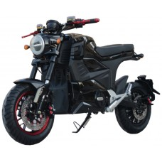 ZITMUV Black RaZer 125E 4.000W / 50Ah Negro