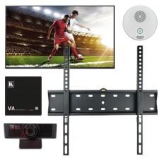 BUNDLE 55UT640S +VIA CONECT PLUS+YVC-200W+LAIA PC PRO+SOPORTE