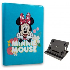 Funda COOL Ebook Tablet 10 Pulgadas Universal Licencia Disney Minnie