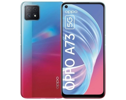 "OPPO - Smartphone A73 - 6.5"" - 5G - 2400 x 1080"