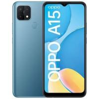 """OPPO A15 6.52"""" HD+ 32GB 3GB Azul"""