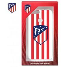 Carcasa COOL para Huawei Honor 9 Lite Licencia Fútbol Atlético de Madrid