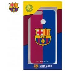 Carcasa COOL para Huawei Honor 9 Lite Licencia Fútbol F.C. Barcelona