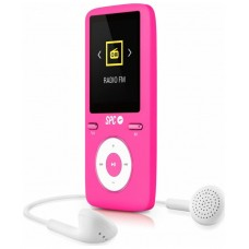 "MP4 SPC INTERNET SOUND COLOUR 2 8GB 1.8"" ROSA"