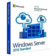 HPE Microsoft Windows Server 2016 - 5CAL