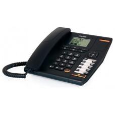 Alcatel Temporis 880 Teléfono DECT/analógico Identificador de llamadas Negro