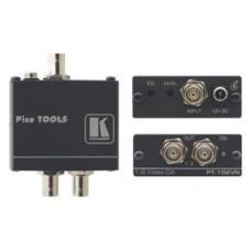 Kramer Electronics PT-102VN amplificador de línea de video 430 MHz Negro