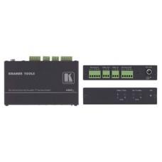 Kramer Electronics 482XL convertidor de audio Negro