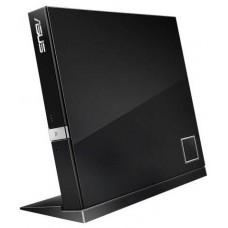 ASUS Regrabadora Externa DRW+Lector Blu-Ray Slim SBC-06D2X-U