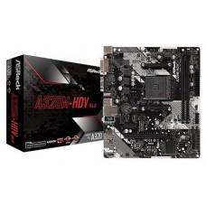 Asrock A320M-HDV R4.0 Zócalo AM4 Micro ATX AMD A320