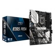 Asrock B365 Pro4 LGA 1151 (Zócalo H4) ATX Intel B365